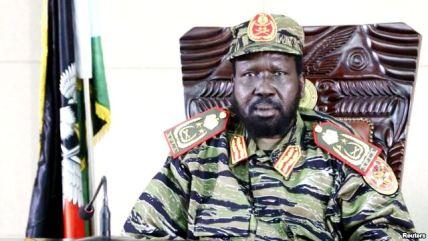 Salva-Kiir-military