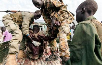 Juba admits losing several of the top level military