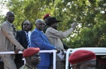 Salva Kiir on mobilization of youth in Aweil in 2013