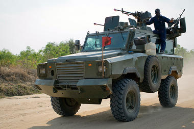 Ugandan forces fighting along side Salva Kiir government in Greater Upper Nile, South Sudan(Photo: file)