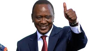 Kenyan president, Uhuru Kenyatta's whose car was stolen in Nairobi and later found in Uganda(Photo: file)