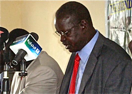 Prof. David De-Chand(Photo: past file\Nyamilepedia)