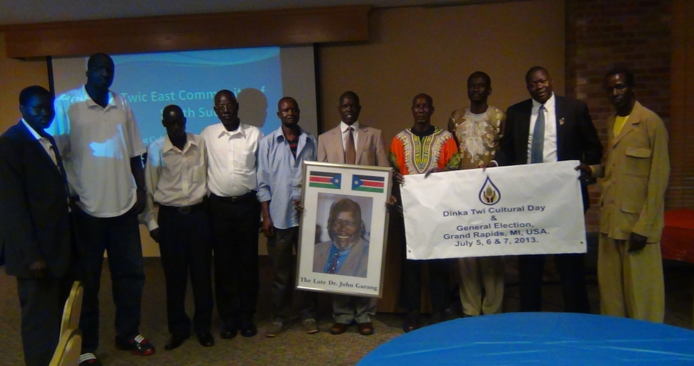 This information was validated by Twic East Community of South Sudan-USA, Information and Media Office.(Photo: vis G)