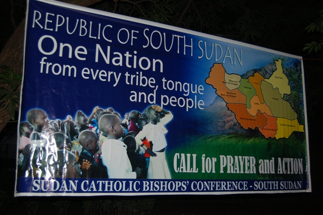 Working for peace, forgiveness, healing, and reconciliation in South Sudan (Photo credit: Catholic Relief Services)