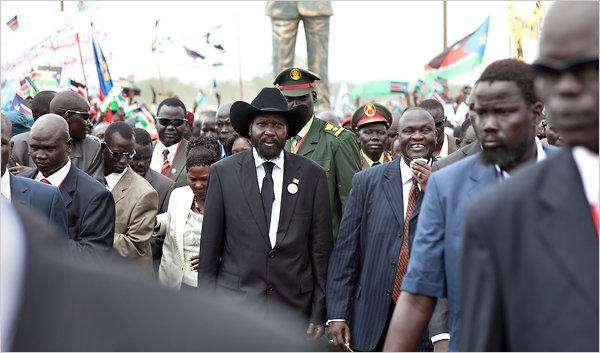 While Salva Kiir wants the elections postponed for 2 to 3 years, the IGAD and other political parties demand that Kiir does not have the capacity to decide when the next election should be(Photo: Tyler Hicks/The New York Times)
