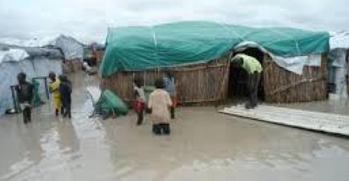 UN IDPs protection sites in Bentiu Unity state(Photo: Nyamilepedia/file)