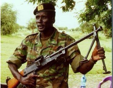 Maj. Gen. Peter Gatdet Yaka(Photo: file/Nyamilepedia)
