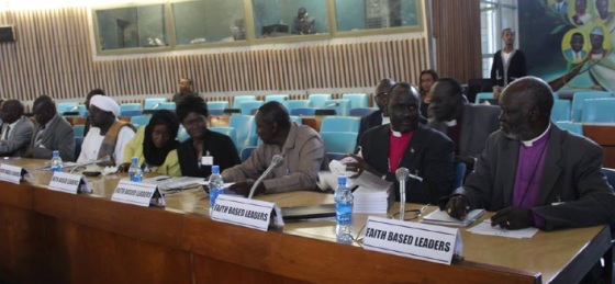South Sudan multi-stakeholders round of peace talks in Addis Ababa.(Photo: IGAD)