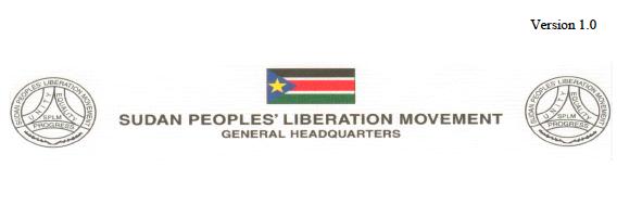 SPLM-SPLA