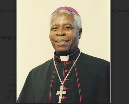 Bishop Joseph Gasi