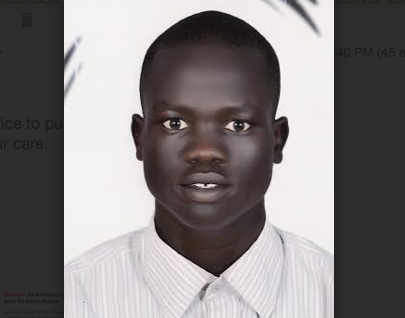 Peter Nguany