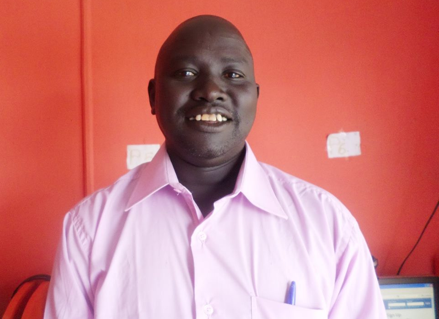 Yiey Puoch Lur, was lured to Juba by from his hide out. Yiey traveled to Juba last week but relative remained in UNMISS Camp(Photo: supplied)