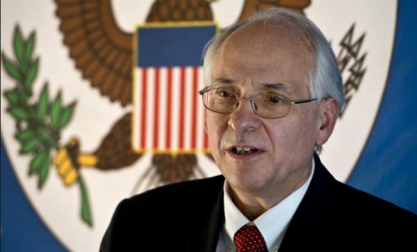US envoy seeking entry visa within national dialogue pretext