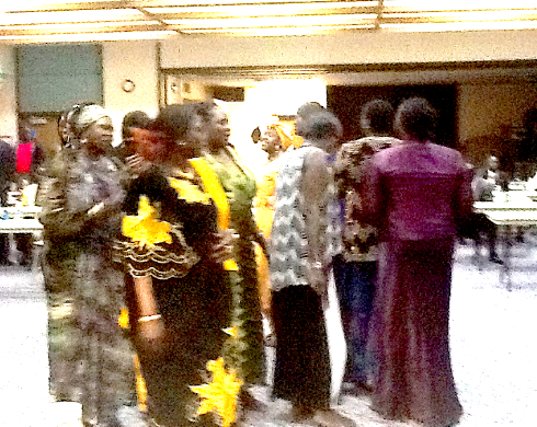 South Sudanese Fundraising Party in Anchorage City of Alaska State.(Photo: supplied)