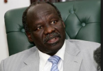Dr. Lam Akol, the chairman of SPLM-DC and the leader of the political oppositions parties who has been prevented from peace talks by the regime in Juba(Photo: file)