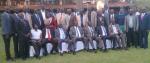 Dr. Riek Machar's SPLM leaders conference in Nairobi Kenya.(Photo: via Bangoang/Nyamilepedia)