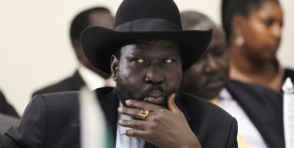 President Salva Kiir calls for an earlier election in the country(Photo: file)