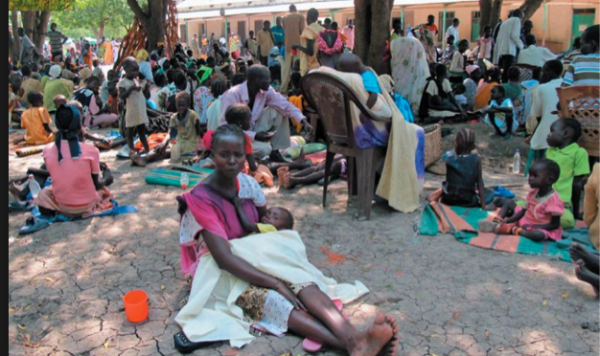 The clinic in Old Fangak has treated 1800 cases this year. In newly independent South Sudan, deadly Kala Azar disease is still raging in some of the most remote areas lacking basic health services.