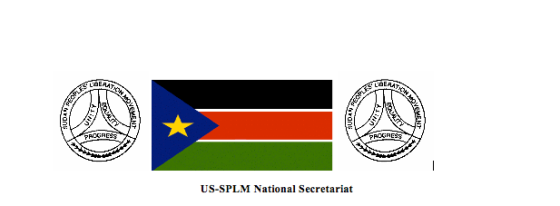 SPLM-USA National Sec