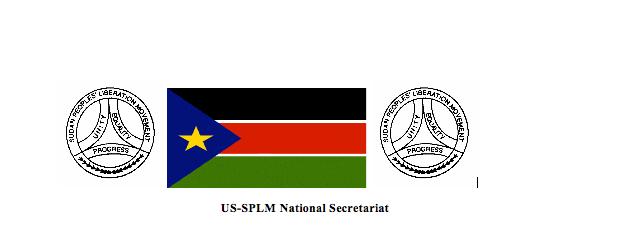 SPLM-USA National Sec