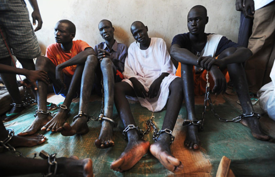 Inmates in South Sudan prisons lose weight very fast due to lack of food and poor facilities. Most die of starvation and illness while others are executed (Photo: supplied)