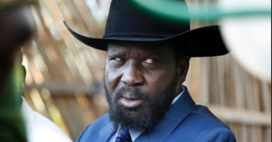 South sudan president, Salva Kiir Mayardiit (photo: file)