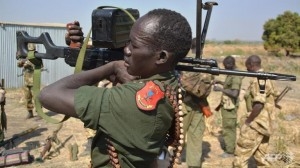 Members of South Sudan's SPLA forces in Upper Nile State(Photo: file)