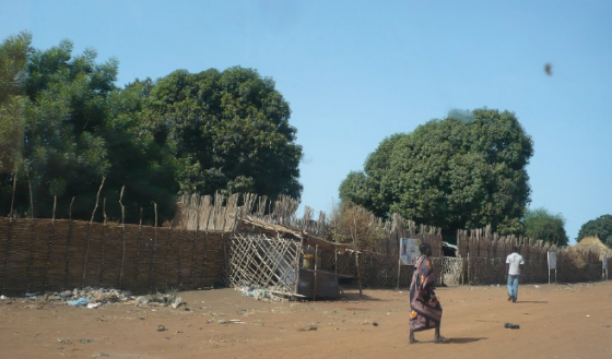 El-Bounj village, the capital of Maban County(Photo: File)