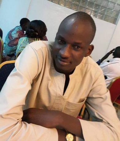 Peter Gai Manyuon, Chief Editor/Nyamilepedia