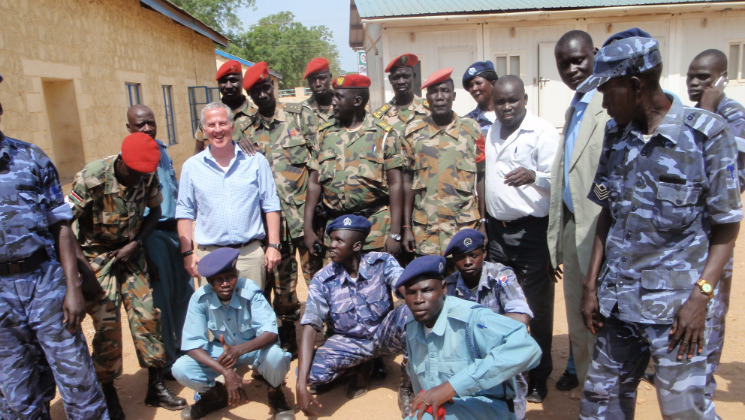 South Sudan: Member of National Security Services Defects ...