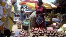 Ugandan Traders in Konyo-konyo Market, Juba  South Sudan