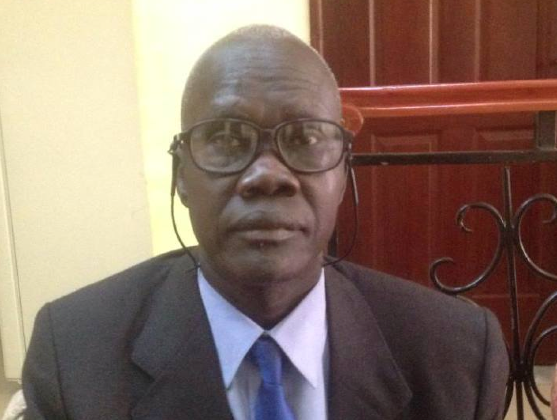 Aguer Rual, the first Military Governor of Lol State, South Sudan(Photo: Profile)