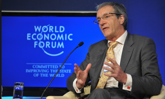 Richard Dowden, the Director of the Royal African Society speaking at World Economic Forum onf Africa, 2011(Photo: via flickr.com)