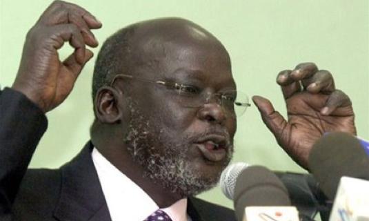 Late Dr. John Garang de Mabior (Photo: file)
