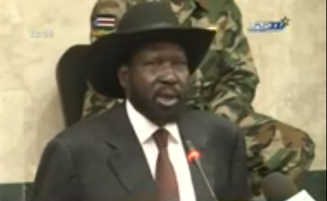 Salva Kiir Mayardit, the incumbent president of South Sudan(Photo: file)