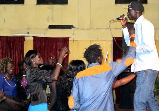 Musician-Gambela