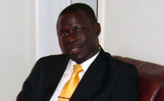 Dr. James Okuk, a member of SPLM-DC party (Photo: file)