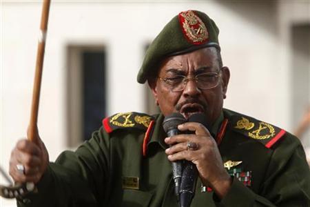 Sudanese President, Omar Hassan el Bashir, speaks(Photo: file)