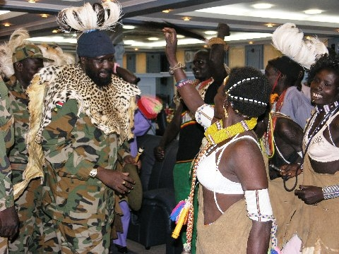 President Salva Kiir Myardit of South Sudan {photo supply}