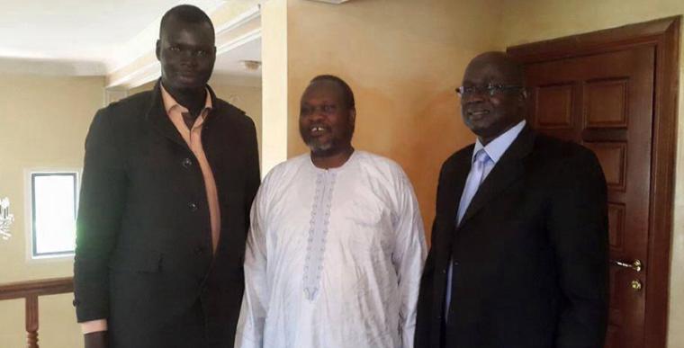 Agel-Gatwech and Machar