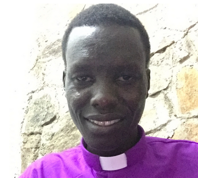 The Bishop of Ayod Diocese, Rt. Rev. Thomas Tut (Photo: supplied)