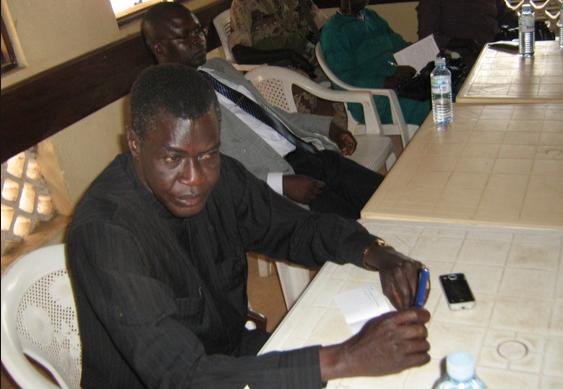 The defector's father, Governor Clement Wani Konga(photo: file)