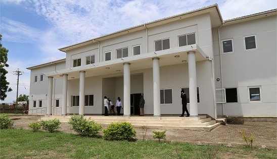 The Juba University School of Law, an institution that will instill a sense of justice and fairness to the students, and strengthen the rule of law, democratic governance, and access to justice for all. The 6.5 million dollar facility was jointly funded by the United States and Norway, members of TROIKA(Photo: US Embassy in South Sudan, Juba).