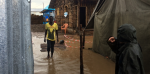 Leitchur Refugee Camps flooded during the previous rainy season(Photo: Doctorswithoutborders)
