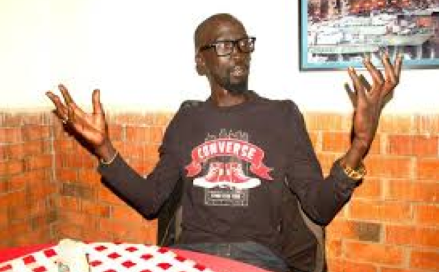 Mabior Garang De Mabior (Chairperson) National Committee For Information And Public Relations (Photo: via Chimpsreporters)