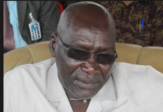 Gen. Malong Awan addresses for party(Photo: supplied)