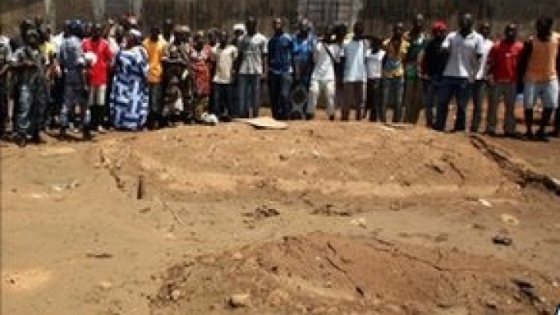 Mass graves discovered by the United Nations in Juba a few days after the Juba massacre of Nuer civilians(Photo: file)