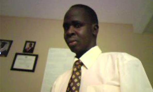 James Tot Mathiang, author (Photo: supplied)