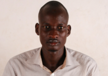 Peter Gai Manyuon, an Independent Journalist and Columnist who has written extensively on issues of Democratization processes and Human Rights in South Sudan(Photo: supplied)