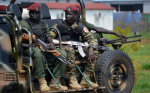 Members of South Sudan national security services on high alert in Juba, South Sudan(Photo: gettyimage)